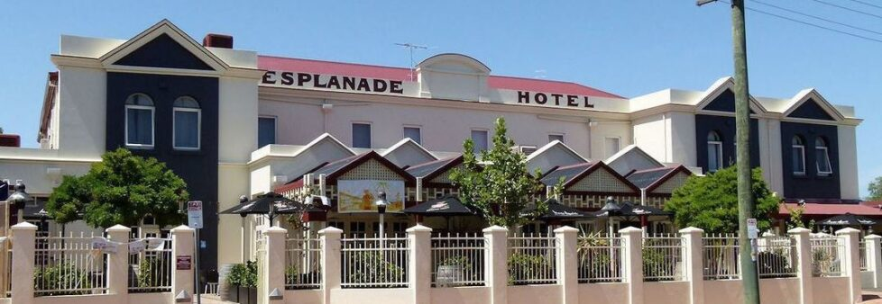 Esplenade Hotel